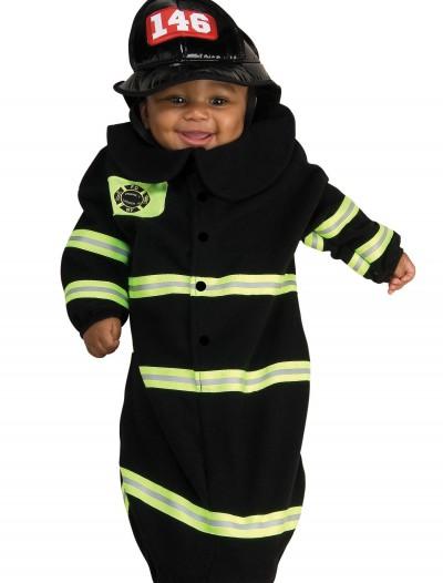Newborn Firefighter Bunting, halloween costume (Newborn Firefighter Bunting)