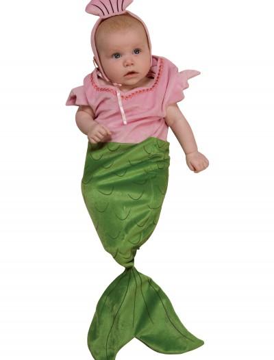 Newborn Mermaid Costume, halloween costume (Newborn Mermaid Costume)