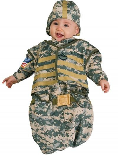 Newborn Soldier Costume, halloween costume (Newborn Soldier Costume)