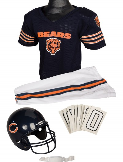 NFL Bears Uniform Costume, halloween costume (NFL Bears Uniform Costume)