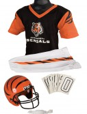 NFL Bengals Uniform Costume, halloween costume (NFL Bengals Uniform Costume)