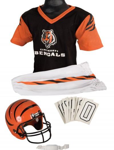 NFL Bengals Uniform Costume, halloween costume (NFL Bengals Uniform Costume)