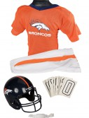NFL Broncos Uniform Costume, halloween costume (NFL Broncos Uniform Costume)