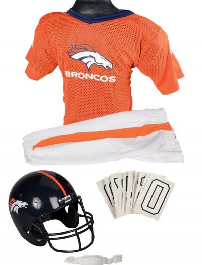 NFL Broncos Uniform Costume, halloween costume (NFL Broncos Uniform Costume)