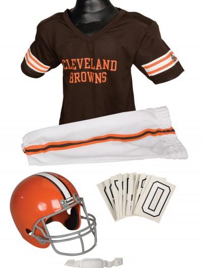 NFL Browns Uniform Costume, halloween costume (NFL Browns Uniform Costume)