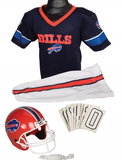 NFL Buffalo Bills Uniform Costume, halloween costume (NFL Buffalo Bills Uniform Costume)