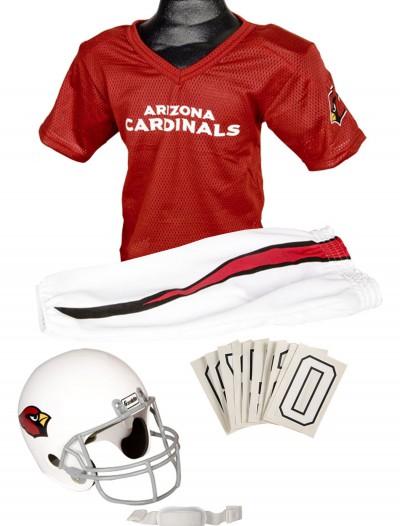 NFL Cardinals Uniform Costume, halloween costume (NFL Cardinals Uniform Costume)