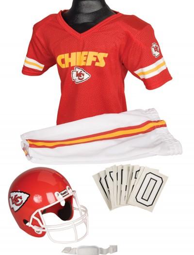 NFL Chiefs Uniform Costume, halloween costume (NFL Chiefs Uniform Costume)