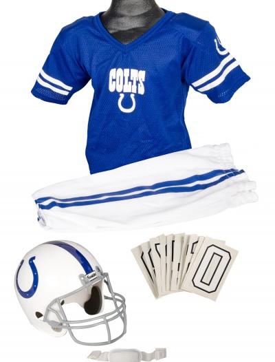 NFL Colts Uniform Costume, halloween costume (NFL Colts Uniform Costume)