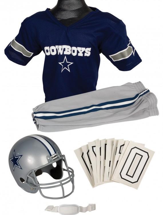 NFL Cowboys Uniform Costume, halloween costume (NFL Cowboys Uniform Costume)