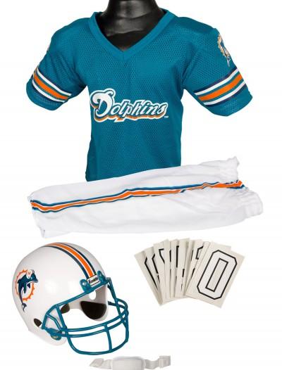 NFL Dolphins Uniform Costume, halloween costume (NFL Dolphins Uniform Costume)