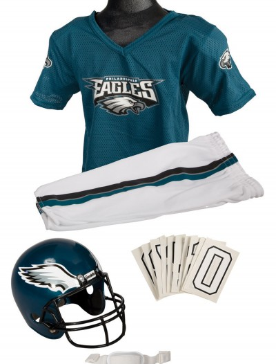 NFL Eagles Uniform Costume, halloween costume (NFL Eagles Uniform Costume)