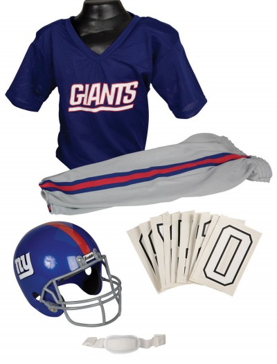 NFL Giants Uniform Costume, halloween costume (NFL Giants Uniform Costume)