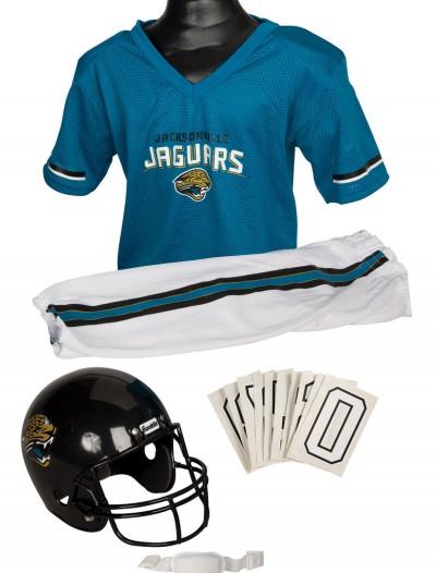 NFL Jaguars Uniform Costume, halloween costume (NFL Jaguars Uniform Costume)