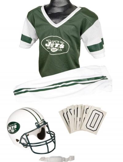 NFL Jets Uniform Costume, halloween costume (NFL Jets Uniform Costume)