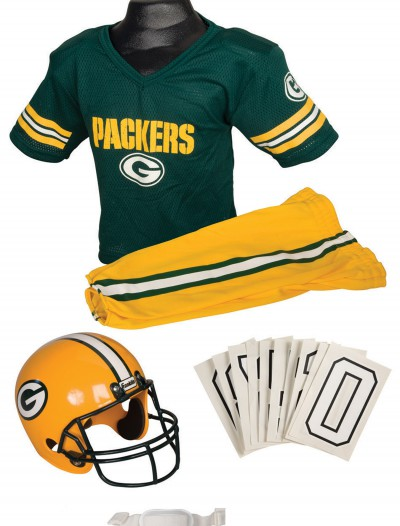 NFL Packers Uniform Costume, halloween costume (NFL Packers Uniform Costume)