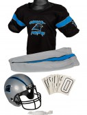 NFL Panthers Uniform Costume, halloween costume (NFL Panthers Uniform Costume)