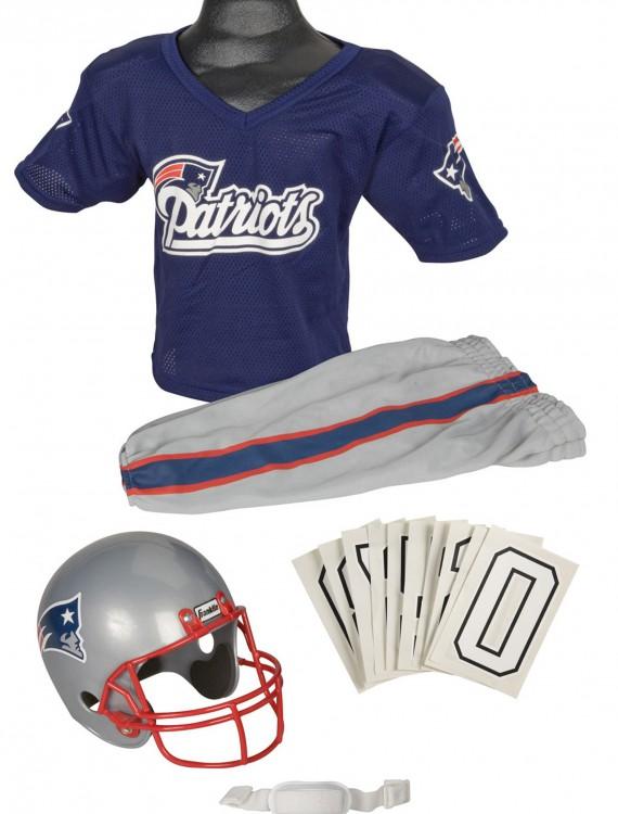 NFL Patriots Uniform Costume, halloween costume (NFL Patriots Uniform Costume)