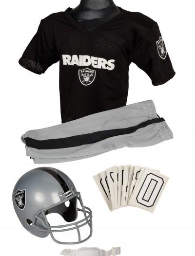 NFL Raiders Uniform Costume, halloween costume (NFL Raiders Uniform Costume)