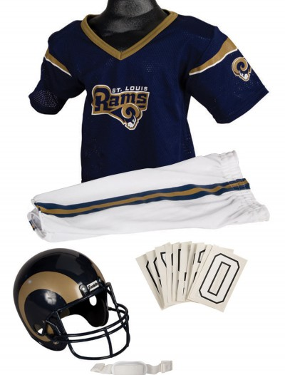 NFL Rams Uniform Costume, halloween costume (NFL Rams Uniform Costume)