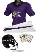 NFL Ravens Uniform Costume, halloween costume (NFL Ravens Uniform Costume)