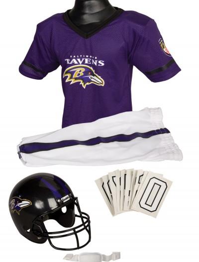 NFL Ravens Uniform Costume, halloween costume (NFL Ravens Uniform Costume)