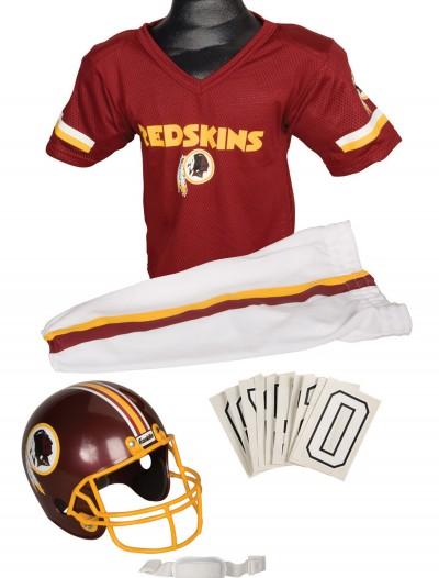 NFL Redskins Uniform Costume, halloween costume (NFL Redskins Uniform Costume)