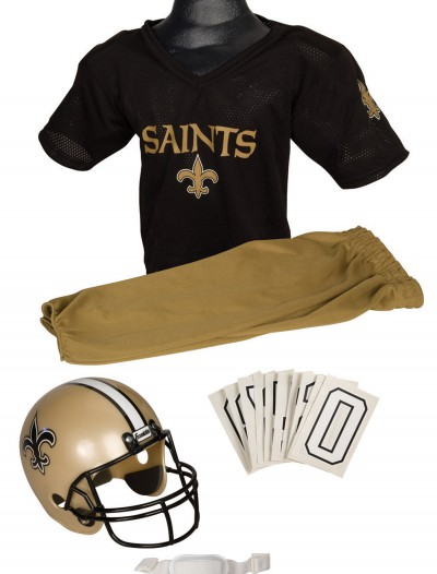 NFL Saints Uniform Costume, halloween costume (NFL Saints Uniform Costume)