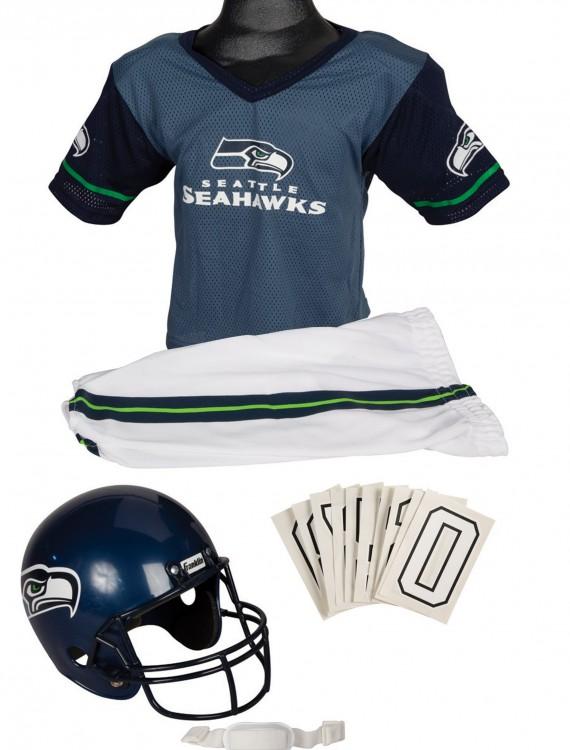 NFL Seahawks Uniform Costume, halloween costume (NFL Seahawks Uniform Costume)