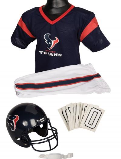 NFL Texans Uniform Costume, halloween costume (NFL Texans Uniform Costume)