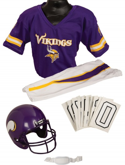 NFL Vikings Uniform Costume, halloween costume (NFL Vikings Uniform Costume)