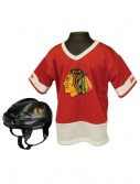 NHL Chicago Blackhawks Kid's Uniform Set, halloween costume (NHL Chicago Blackhawks Kid's Uniform Set)