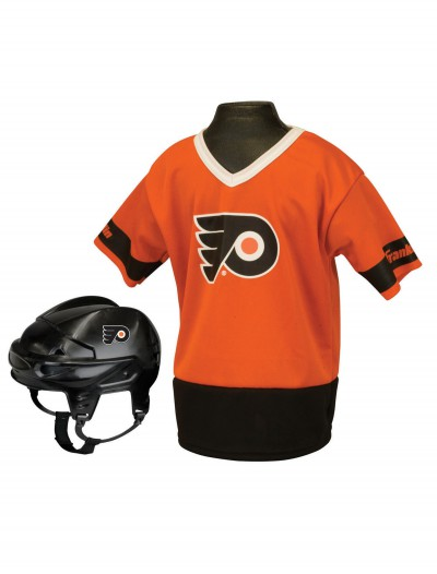 NHL Philadelphia Flyers Kid's Uniform Set, halloween costume (NHL Philadelphia Flyers Kid's Uniform Set)