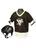 NHL Pittsburgh Penguins Kid's Uniform Set, halloween costume (NHL Pittsburgh Penguins Kid's Uniform Set)