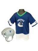NHL Vancouver Canucks Kid's Uniform Set, halloween costume (NHL Vancouver Canucks Kid's Uniform Set)