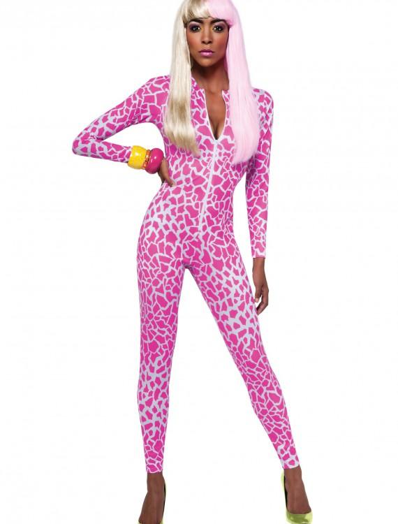 Nicki Minaj Giraffe Jumpsuit, halloween costume (Nicki Minaj Giraffe Jumpsuit)