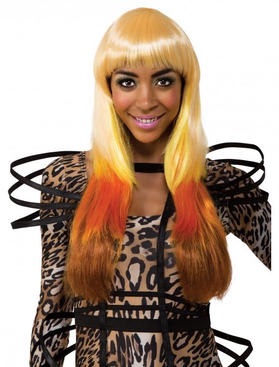 Nicki Minaj Leopard Look Wig, halloween costume (Nicki Minaj Leopard Look Wig)
