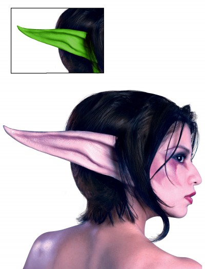 Night Elf Prosthetic Kit, halloween costume (Night Elf Prosthetic Kit)