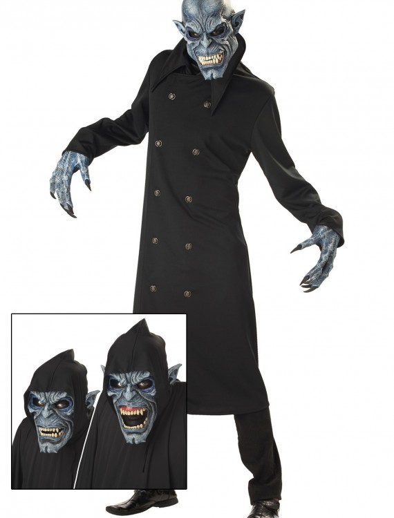 Night Fiend Costume, halloween costume (Night Fiend Costume)