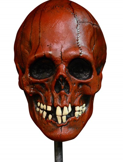 Nightowl Skull Blood Red Mask, halloween costume (Nightowl Skull Blood Red Mask)