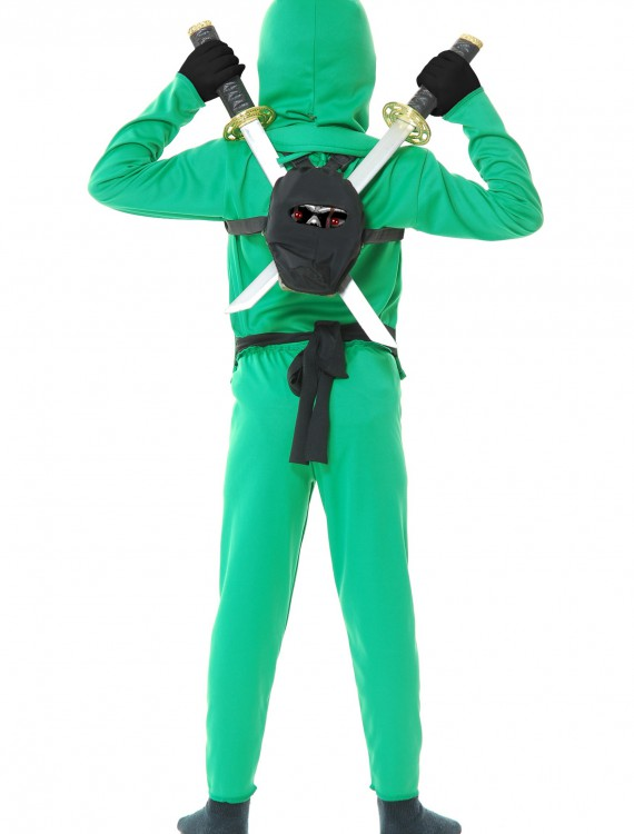 Ninja Katana Backpack, halloween costume (Ninja Katana Backpack)