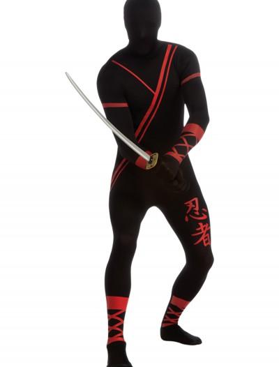 Ninja Skin Suit, halloween costume (Ninja Skin Suit)