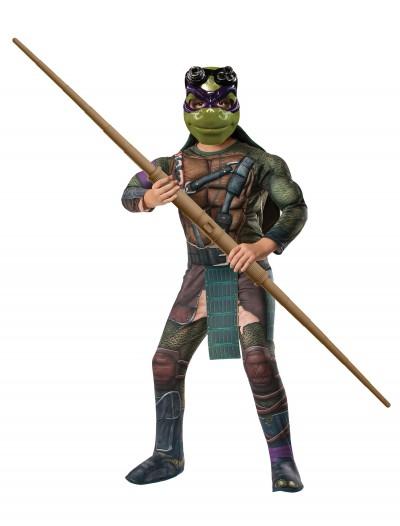 Ninja Turtle Movie Child Deluxe Donatello Costume, halloween costume (Ninja Turtle Movie Child Deluxe Donatello Costume)