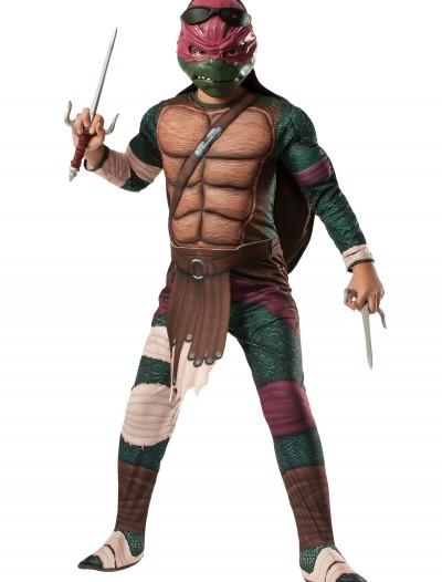 Ninja Turtle Movie Child Deluxe Raphael Costume, halloween costume (Ninja Turtle Movie Child Deluxe Raphael Costume)