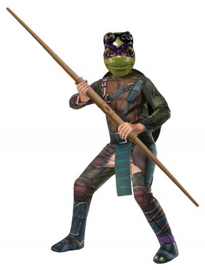 Ninja Turtle Movie Child Donatello Costume, halloween costume (Ninja Turtle Movie Child Donatello Costume)