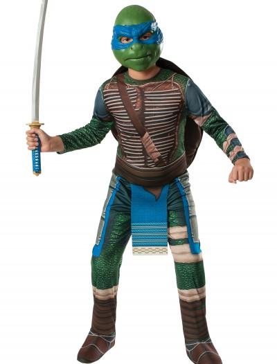 Ninja Turtle Movie Child Leonardo Costume, halloween costume (Ninja Turtle Movie Child Leonardo Costume)