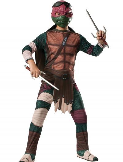 Ninja Turtle Movie Child Raphael, halloween costume (Ninja Turtle Movie Child Raphael)