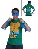 Ninja Turtles Leonardo Costume T-Shirt, halloween costume (Ninja Turtles Leonardo Costume T-Shirt)