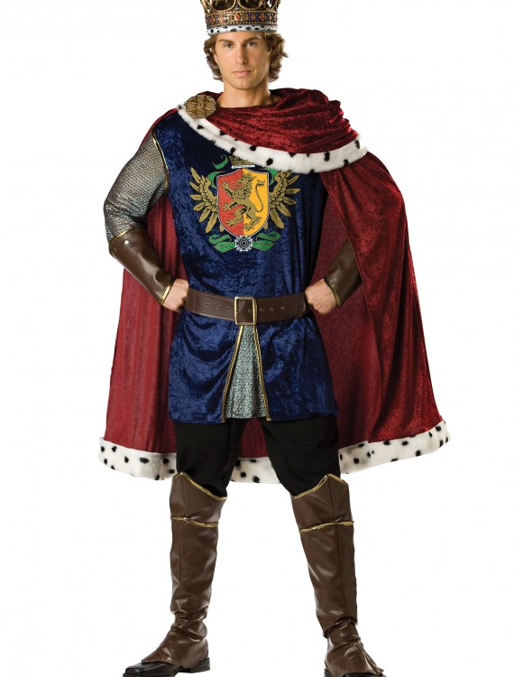 Noble King Costume, halloween costume (Noble King Costume)