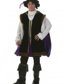 Noble Renaissance Man Costume, halloween costume (Noble Renaissance Man Costume)